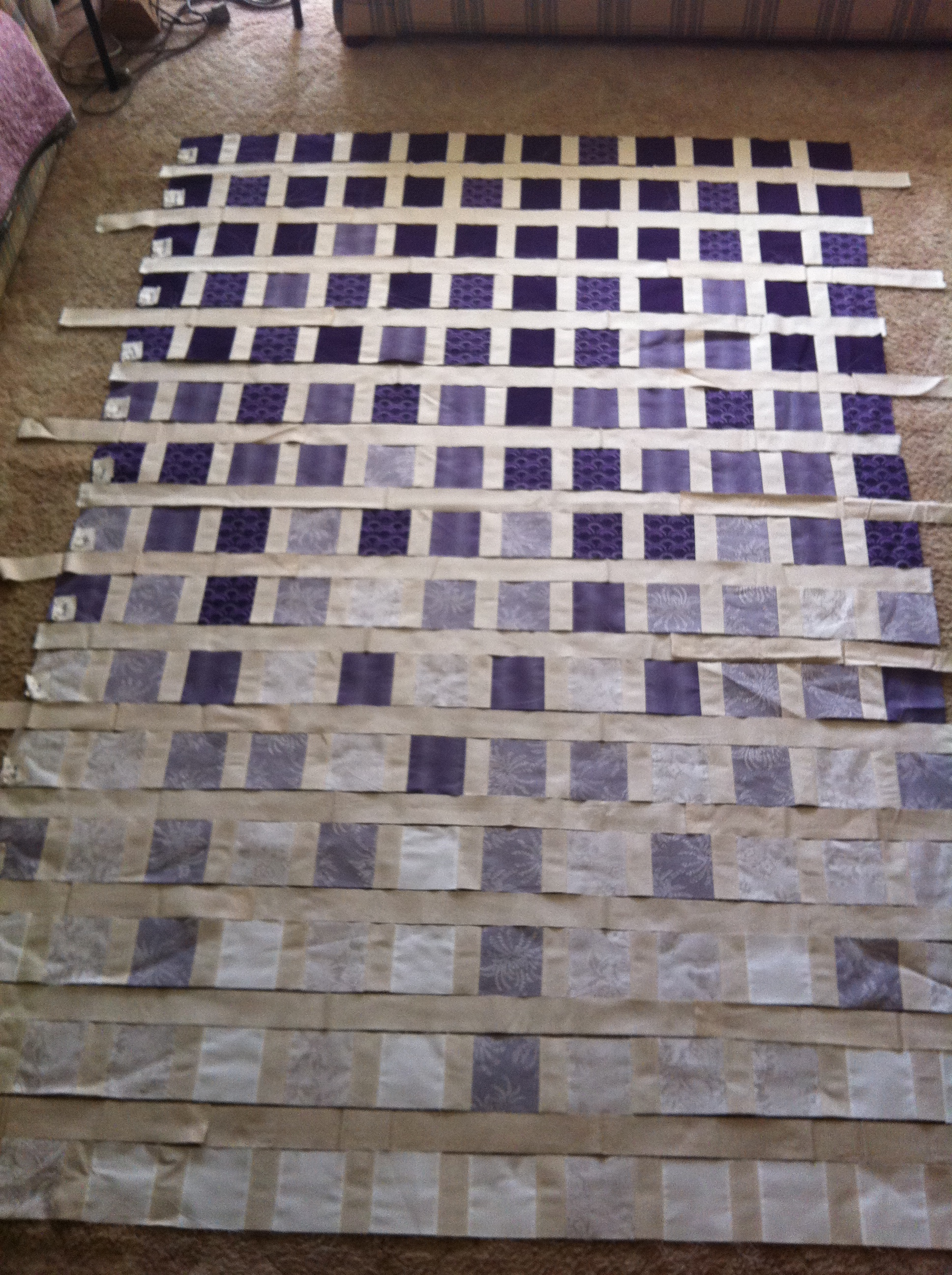 Purple Rain' – The making of a Quilt…. – 3and3quarters : quilt patterns squares only - Adamdwight.com
