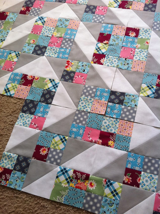 Quilt Top Construction