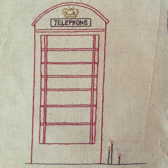 London Phone Box (2013)