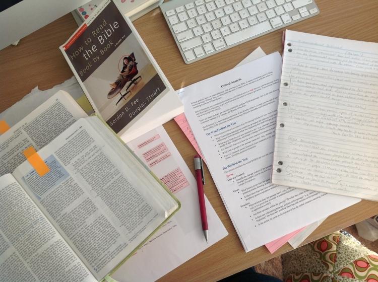 Sunday: Essay Writing