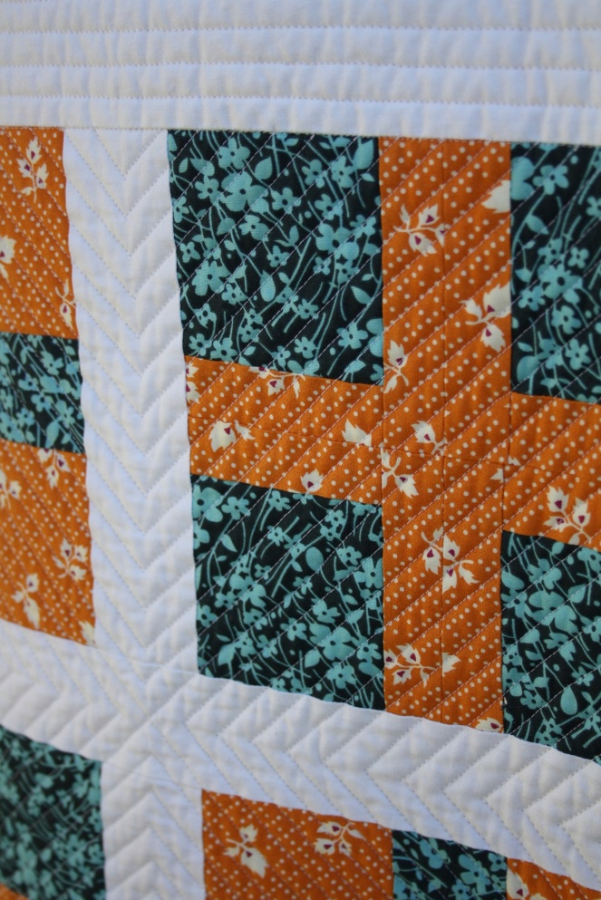 Quilt Centre, Close Up
