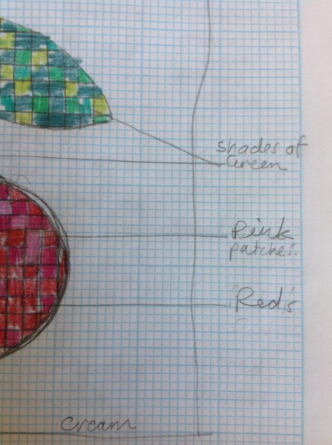 Future Quilt Idea Doodle