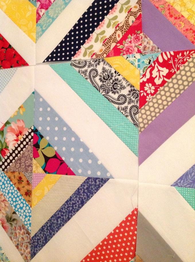 Happy, Colourful Blocks