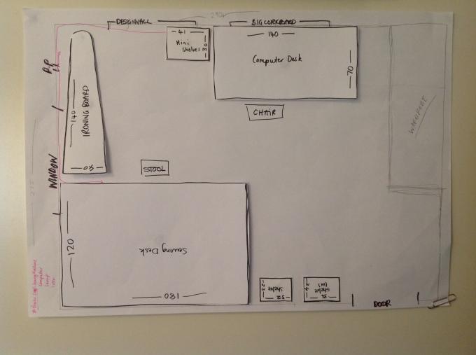 Room Plan-O-Gram