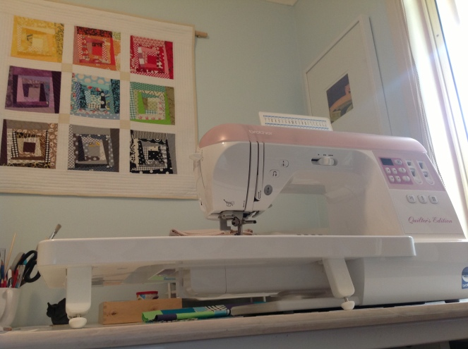 My Faithful Sewing Machine!