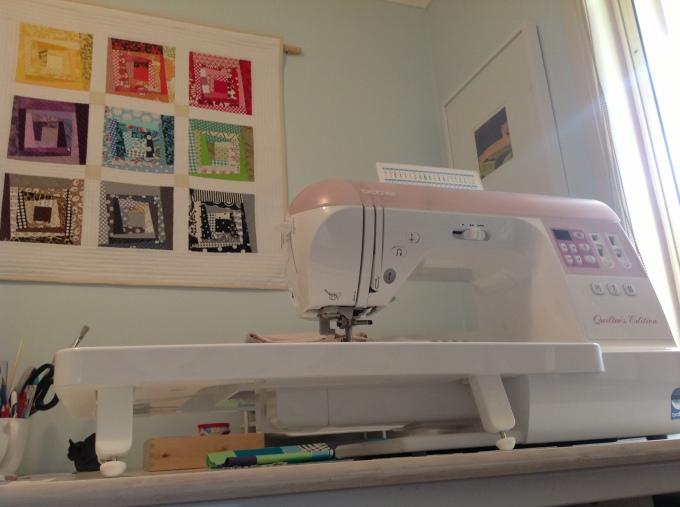 My Faithful Sewing Machine!
