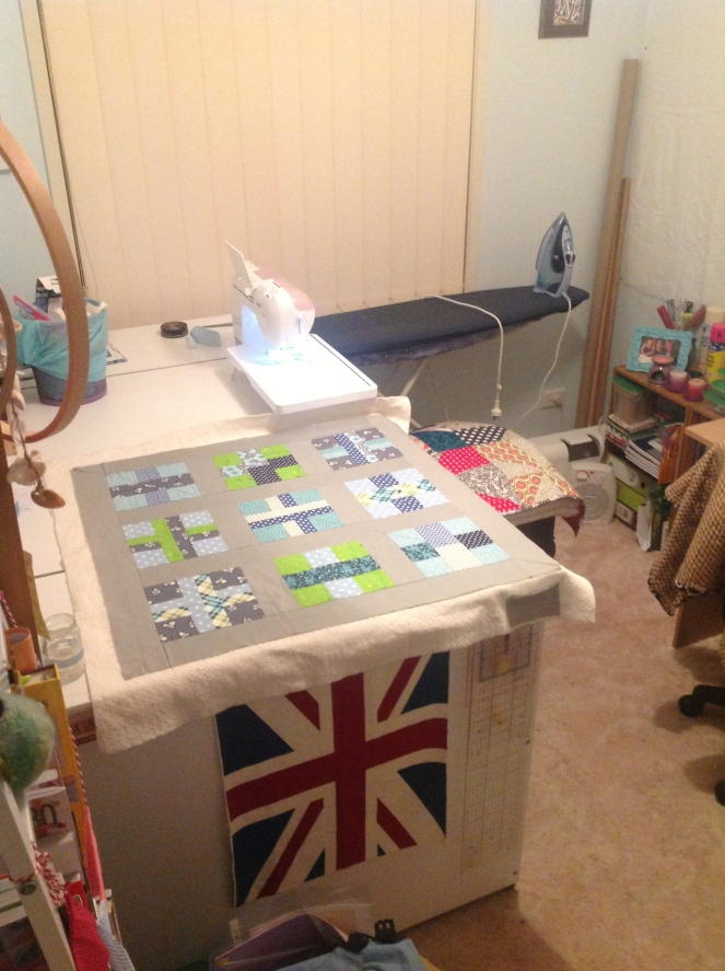 Let's get quilting!