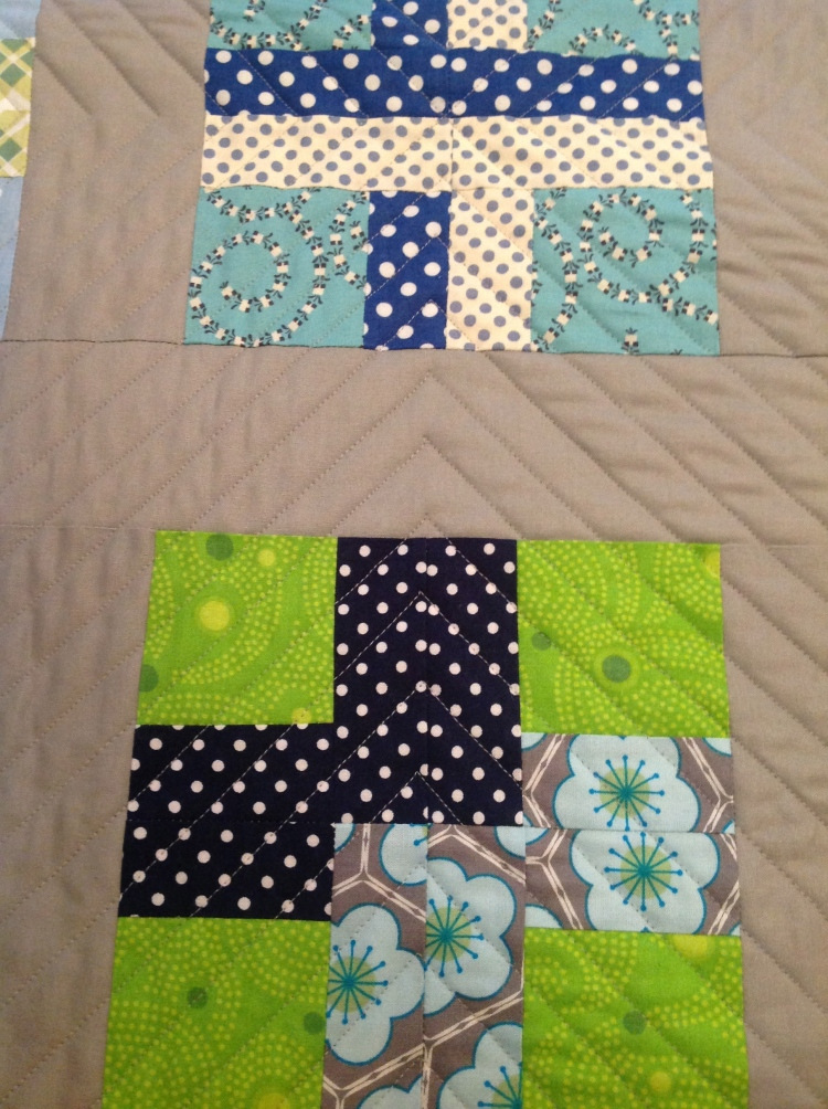 Quilting Lines | Front