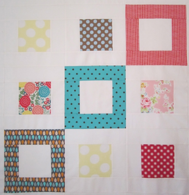 Mystery Film Quilt!