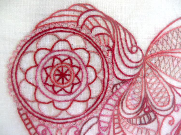 Heart - Detail (2014)