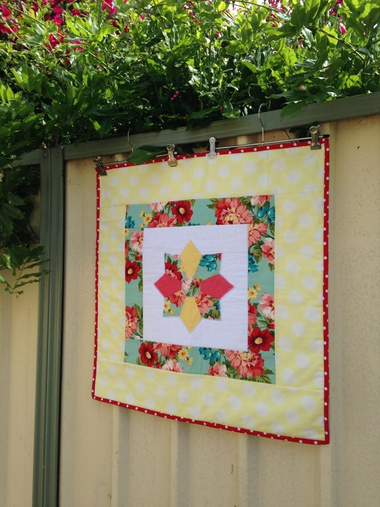 Mini Quilt Donation | No.1
