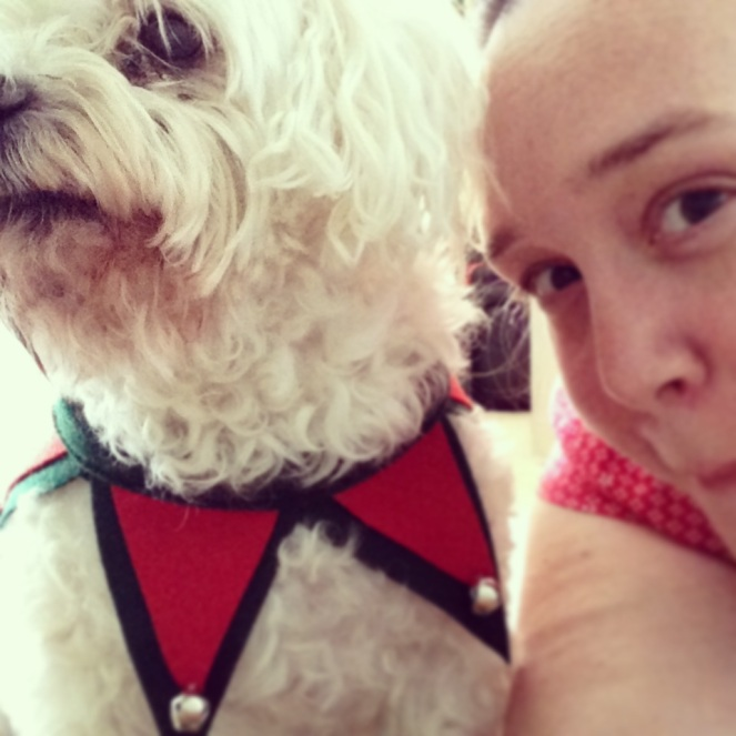 Me & my Lucy!
