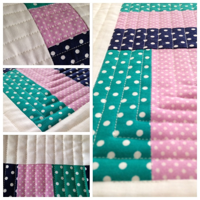 Delicious quilty lines!