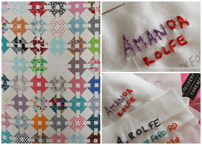 The Happy Quilt & Show Worthy Quilt Labels