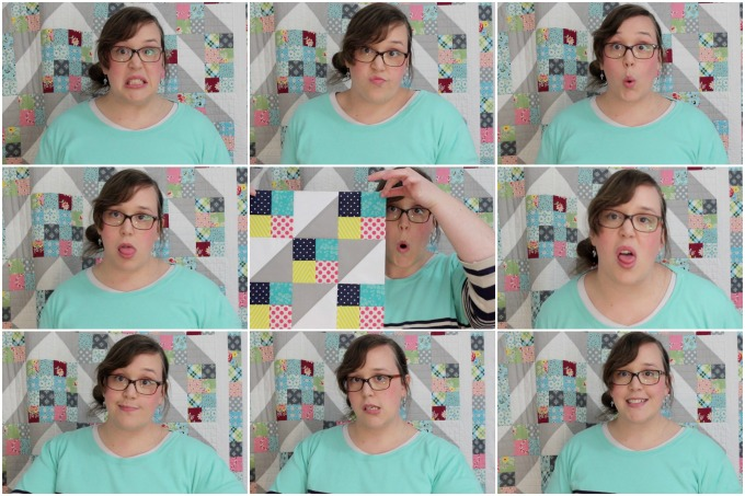 Blooper Collage!