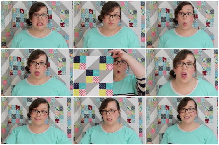 Blooper Collage!