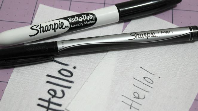 Hello Sharpies