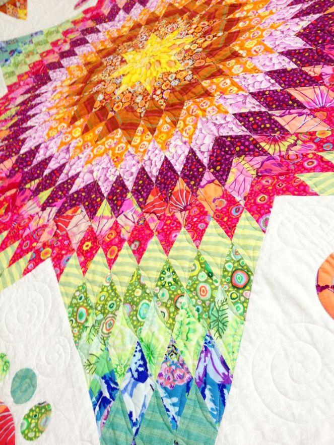 Quilt By Emma Jean Jansen | Source