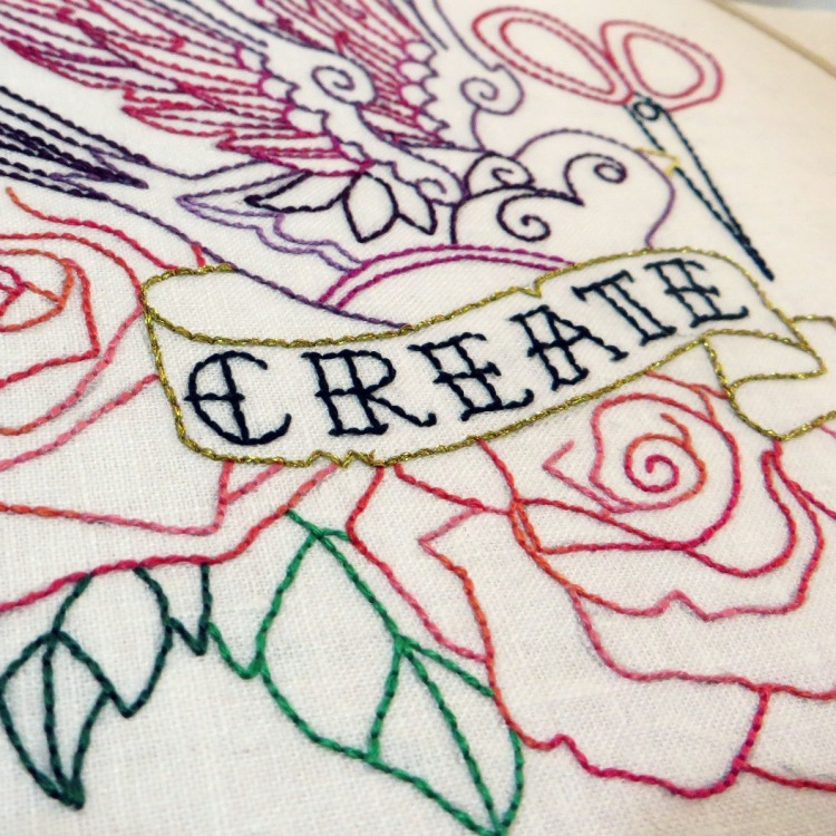 Create Embroidery