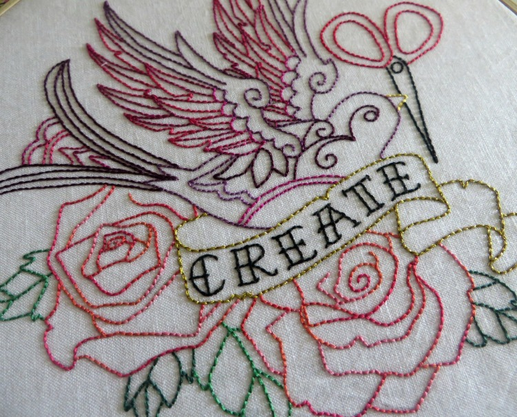 Create Embroidery 2