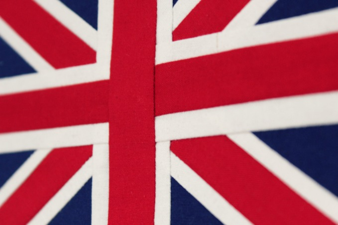 The Union Jack Block