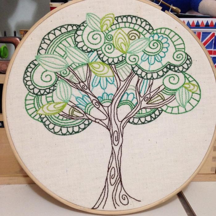 Delicate Tree (2015)