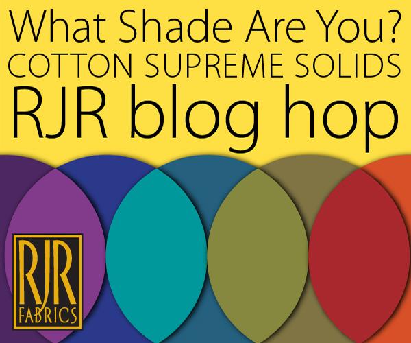 RJR Solids Blog Hop banner