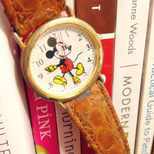 MickeyMouseWatch