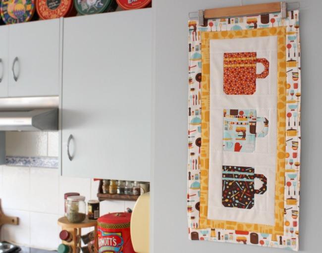 CoffeeCupsWallhanging:AmandaRolfe