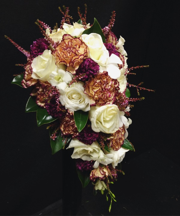 Formal Wired Posy