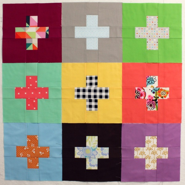 SimpleCrossQuiltProgress(9blocks)